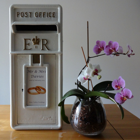 Vintage Postbox for Hire